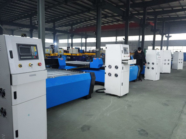 Jinan sheet metal cutting machine cnc plasma cutter murah 1325 price