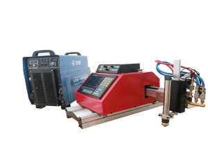 high quality portable CNC plasma cutting machine for sheet steel galvanized