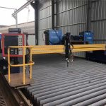 mini gantry cnc plasma cutting machine / cnc gas plasma cutter